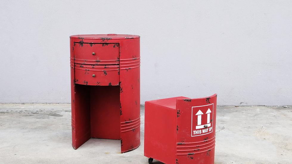 Industrial Series - Karlo Cabinet