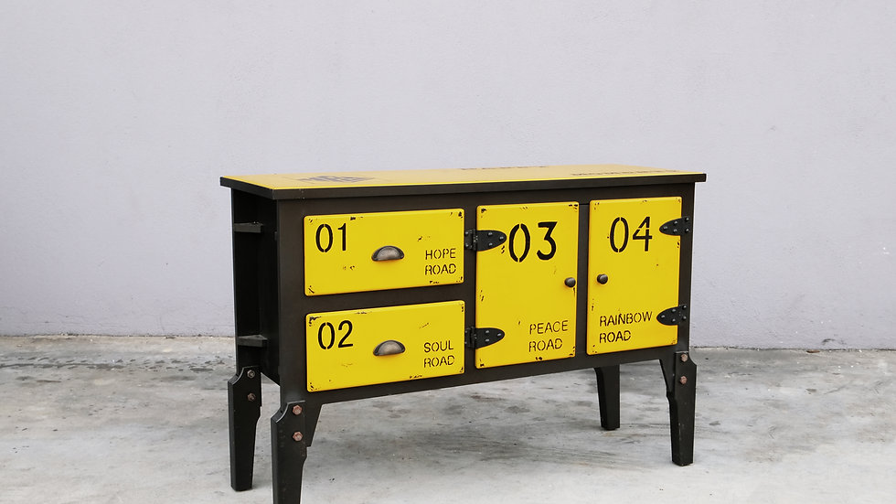 Industrial Series - Bumble Cabinet