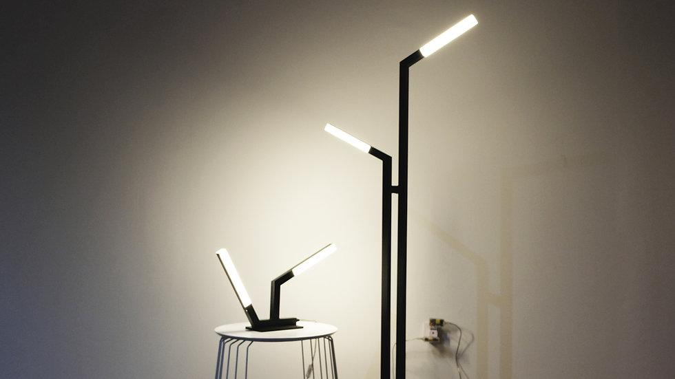 James Lamp Set