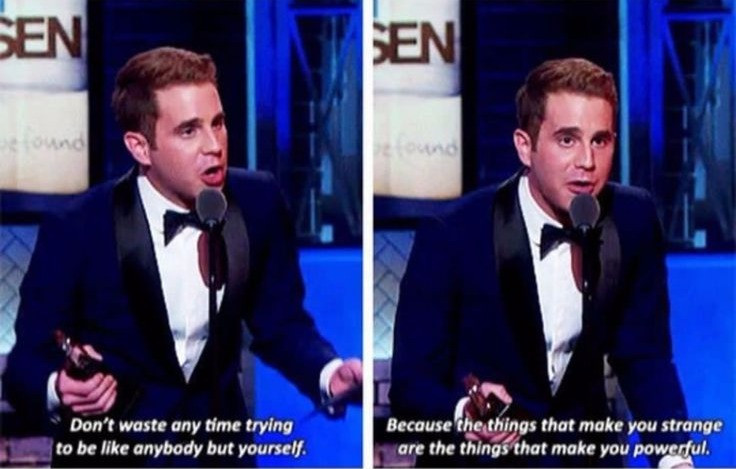 Ben Platt's Acceptance Speech at the 2017 Tony Awards