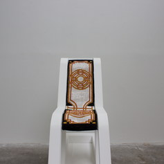 CHAIR IN ITALICS
