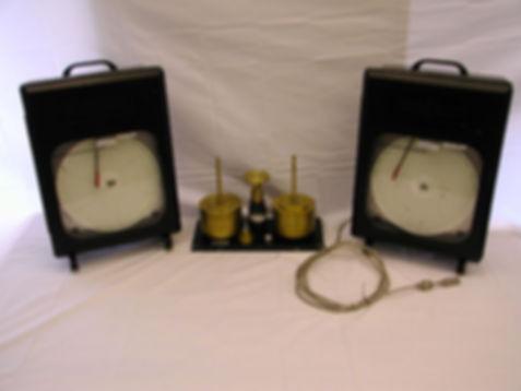 Pressure Recorder-Dead Weight-Temperature Recorder