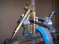H&M Machine With Torch