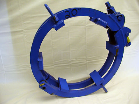 Pipeline Clamps Chainclamp