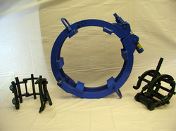 LINE-UP CLAMPS