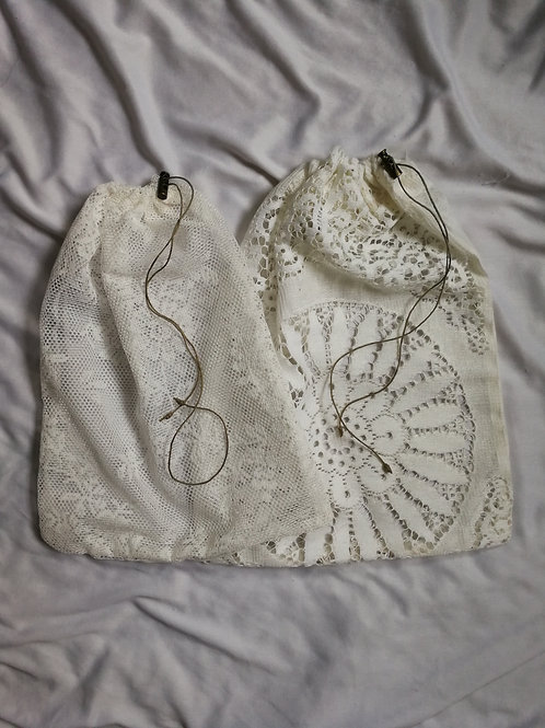 Lace Produce Bags 3 pack