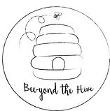 beeyond the hive beeswx wrap logo