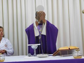Mergulhemos a nossa vida na Eucaristia
