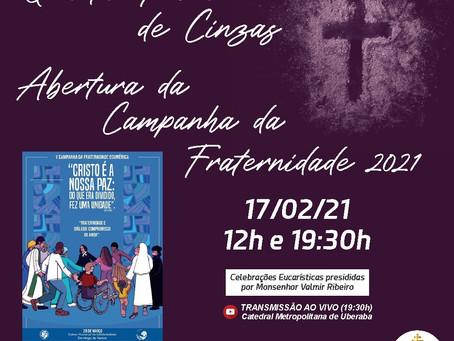 QUARTA-FEIRA DE CINZAS