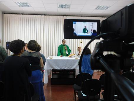 Acontecerá no dia 28 de Fevereiro a Missa no Estúdio 3 da Rádio Metropolitana.
