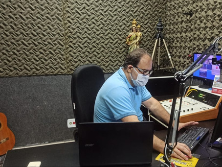 TERÇA-FEIRA, DIA DE ESTREIA AQUI NA RÁDIO METROPOLITANA DE UBERABA
