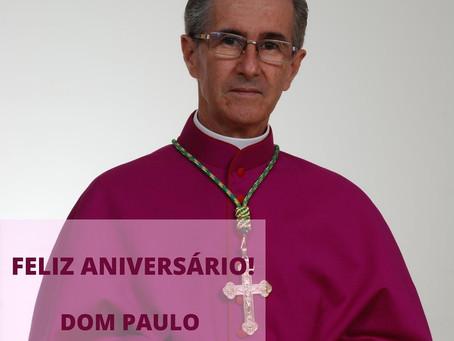 FELIZ ANIVERSÁRIO DOM PAULO!