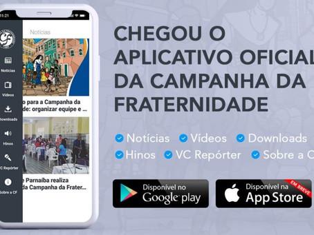 APLICATIVO OFICIAL DA CAMPANHA DA FRATERNIDADE