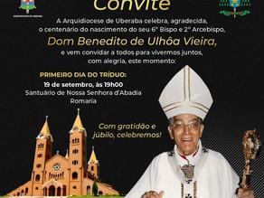 Centenário Dom Benedito