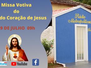 Missa Votiva do Sagrado Coração de Jesus