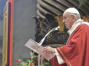 Papa: a exemplo de Pedro e Paulo, abandonar as máscaras por Igreja mais missionária