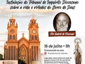Instalação do Tribunal de Inquérito Diocesano sobre a vida e virtudes do servo de Deus