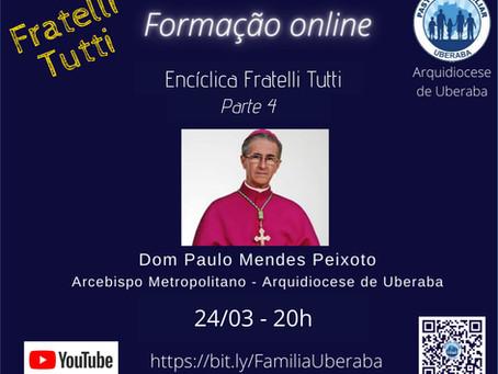 Formação Online Pastoral Familiar Arquidiocesana