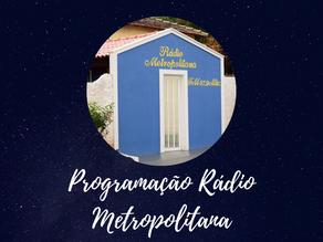 Programação Rádio Metropolitana de Uberaba