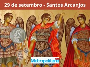 29 de setembro - Santos Arcanjos
