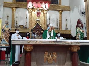 Entenda as cores usadas nas cerimônias da Igreja