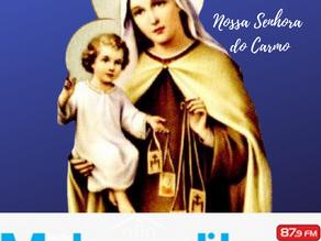 Santo do Dia - Nossa Senhora do Carmo