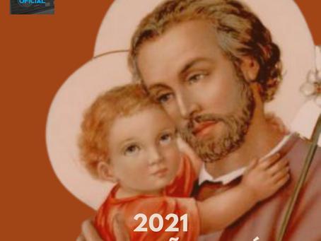 2021 - ANO DE SÃO JOSÉ