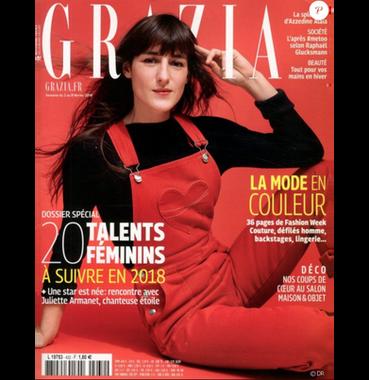 Juliette Armanet Grazia Février 2018