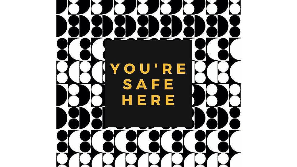 You're Safe Here (deluxe)