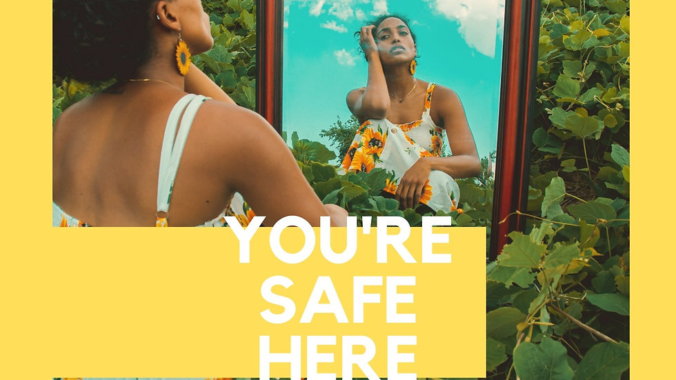 You're Safe Here Digital Magazines