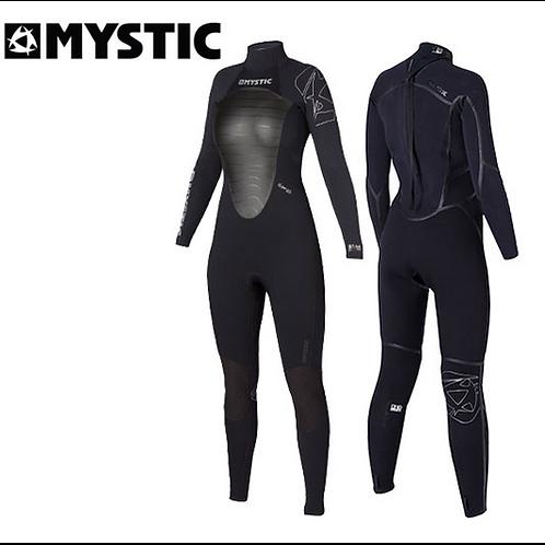 Mystic Star 5/4 D/L Fullsuit Women