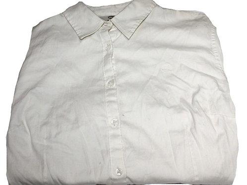 Timberland Ladies White slim fit formal shirt