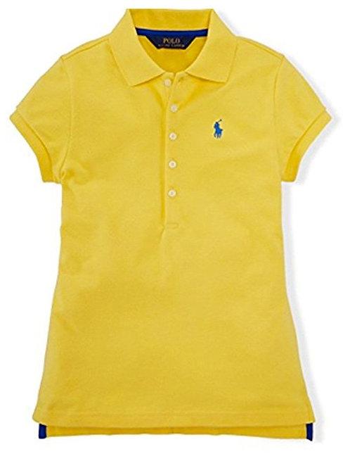 Polo Ralph Lauren Girls cotton short sleeve T-shirt