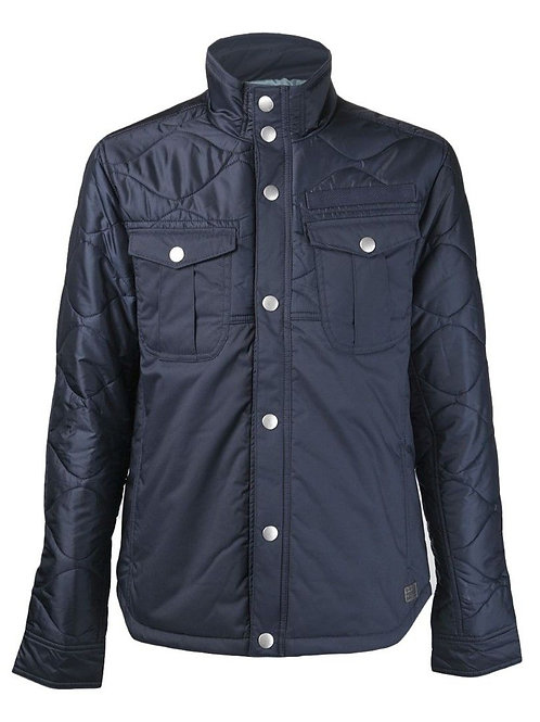 G-STAR RAW 'Filch' overshirt jacket Coat Navy