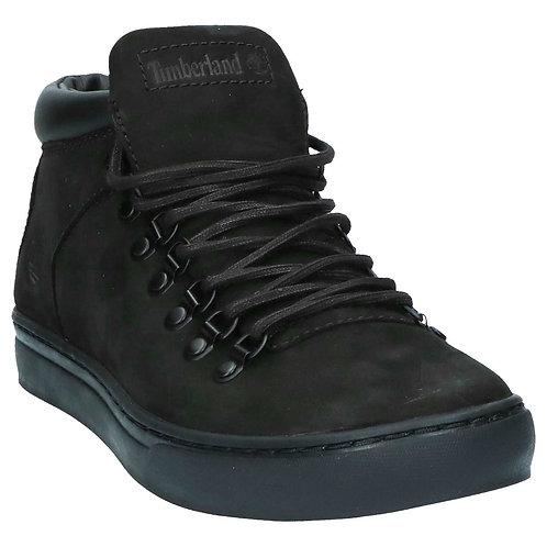 Timberland Adventure 2.0 Chukka Alpine Mens Leather Black High Shoes Boots MU81