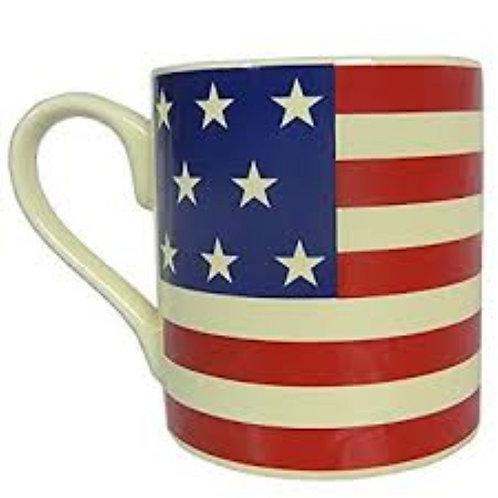 Polo Ralph Lauren Usa Flag Mug