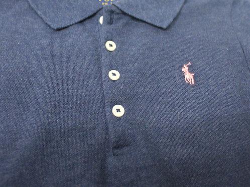 Polo Ralph Lauren Girls Top T-shirt Blue