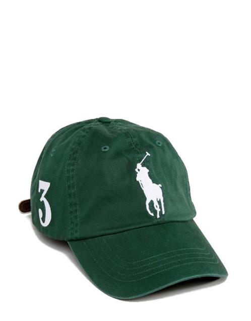 Polo Ralph Lauren Mens Big Pony Baseball Cap Hat TW94 061e93d1920