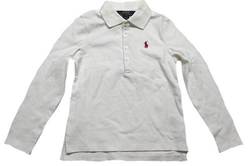 Polo Ralph Lauren Girls Kids long sleeve Top Tee T-shirt HG25