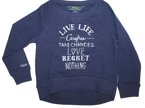 POLO RALPH LAUREN Girls Sweater