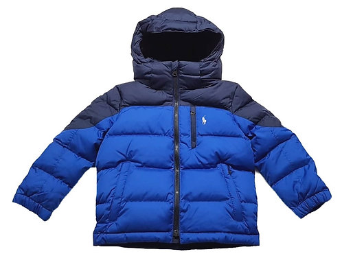 Polo Ralph Lauren Kids Childrens Down Jacket Hooded MU85