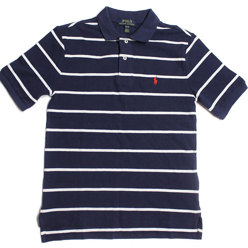 POLO RALPH LAUREN KIDS BOYSSHORT SLEEVE SOFT COTTON T-SHIRT CUSTOM MU108