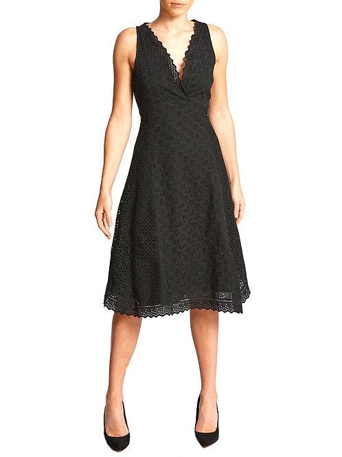 Polo Lauren Ralph Lauren Amorica Womens Sleeveless Dress, Black MU23