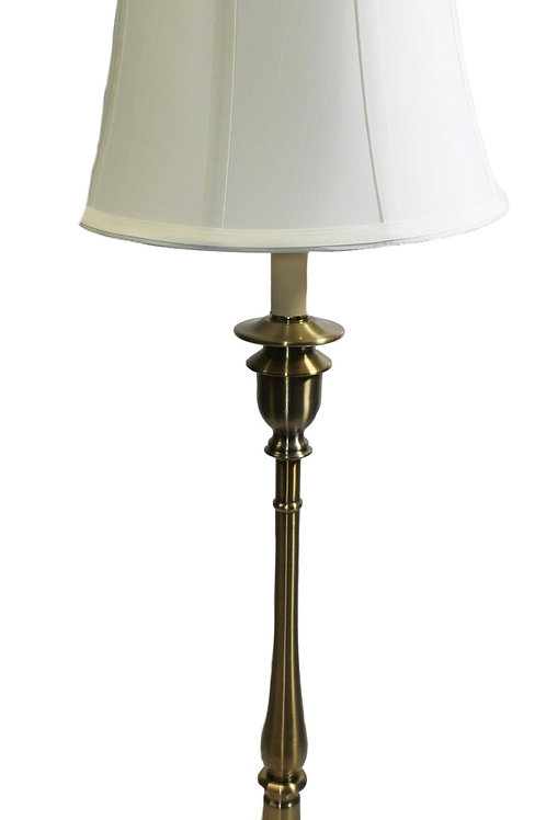 Ralph Lauren Home Collection Tall Table Lamp Polished Gold Candle AM46