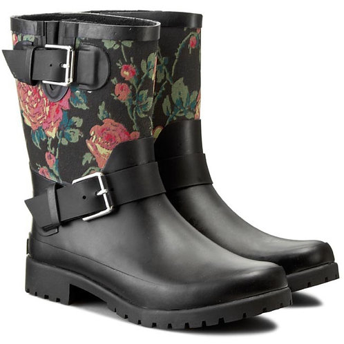 Polo Ralph Lauren Women's Mora Rain Shoes Wellies Wellingtons Boots Floral  F12