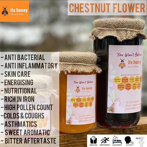 Honey Chestnut Flower
