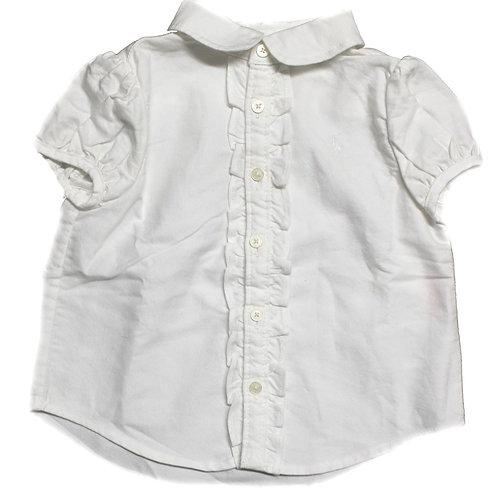 Polo Ralph Lauren Kids Girls Short Sleeve Top