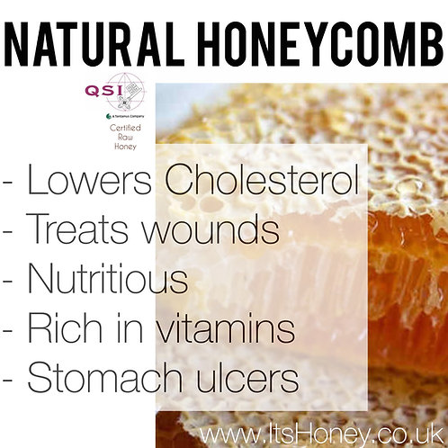 Natural Honeycomb Wild Flower 200 grams