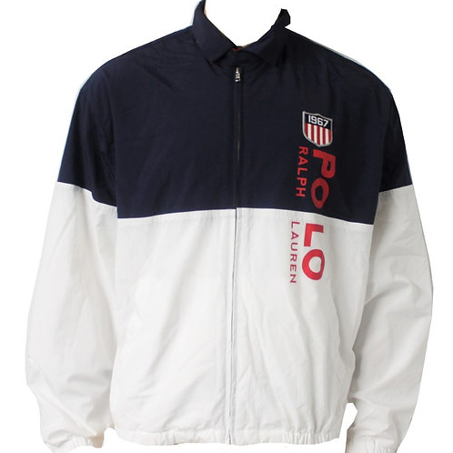 POLO RALPH LAUREN TRACK JACKET 1967 LIMITED KW46