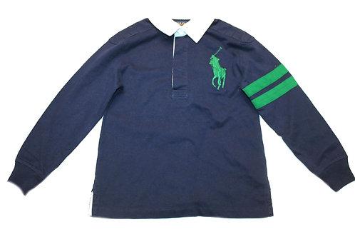 Polo Ralph Lauren Boys Long sleeve Rugby Top Big Pony PH6